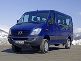 Mercedes-Benz Sprinter 4x4 (W906) 2009–13 wallpapers