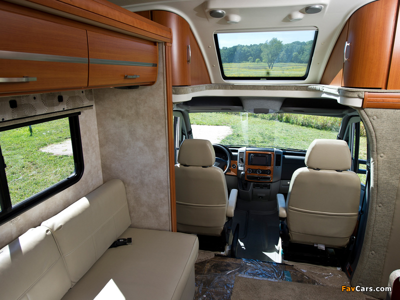 Winnebago View Profile (W906) 2011 photos (800 x 600)