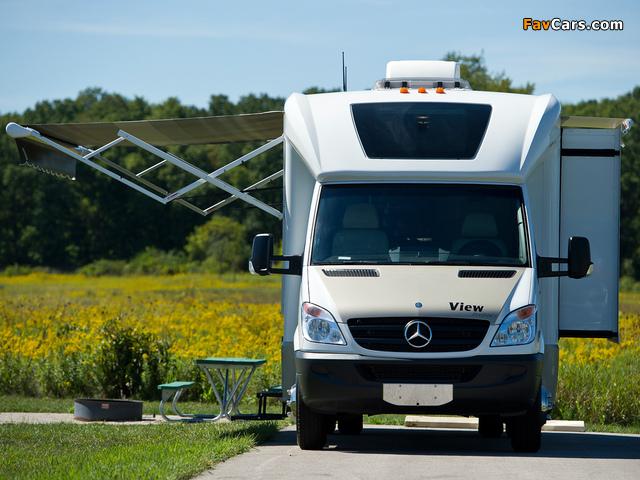 Winnebago View Profile (W906) 2011 photos (640 x 480)