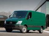 Mercedes-Benz Sprinter Van BR-spec (W906) 2011 pictures