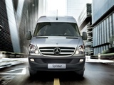 FJDA Mercedes-Benz Sprinter (W906) 2011 pictures