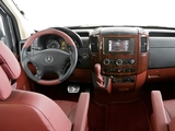 Hartmann Mercedes-Benz Sprinter SP5 Conference (W906) 2012 pictures