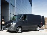 Mercedes-Benz Sprinter Van (W906) 2013 images