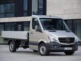 Mercedes-Benz Sprinter Dropside (W906) 2013 photos
