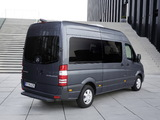 Mercedes-Benz Sprinter Mobility 23 (W906) 2013 wallpapers