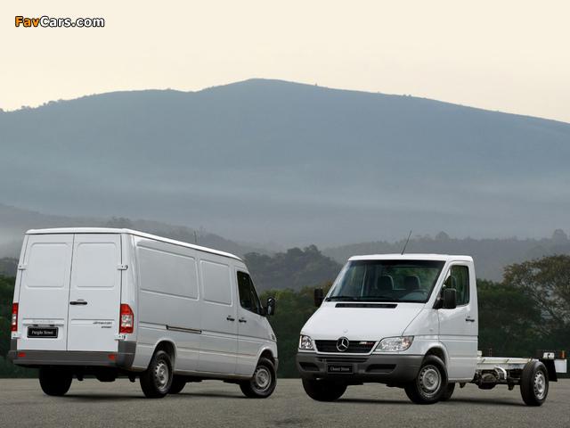 Mercedes-Benz Sprinter images (640 x 480)
