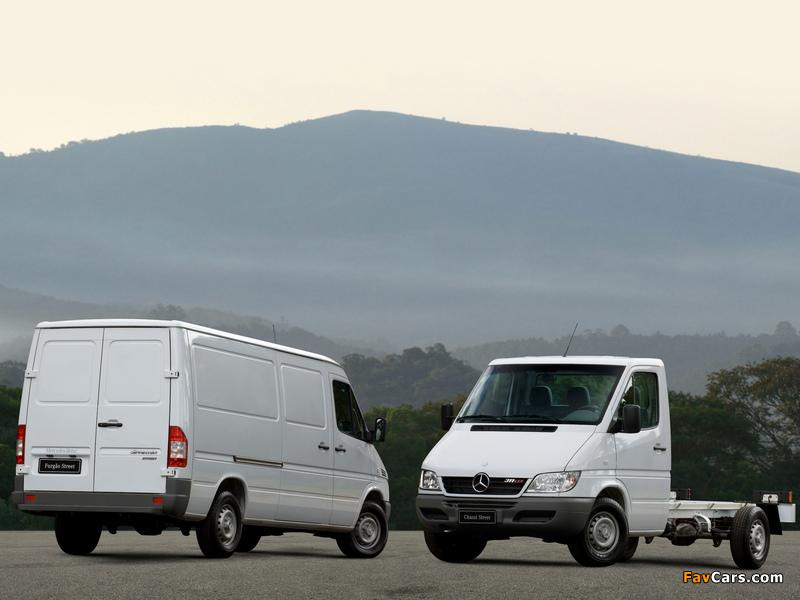 Mercedes-Benz Sprinter images (800 x 600)
