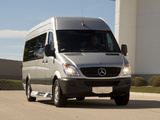 Ilderton Conversion Mercedes-Benz Sprinter Executive Coach (W906) images