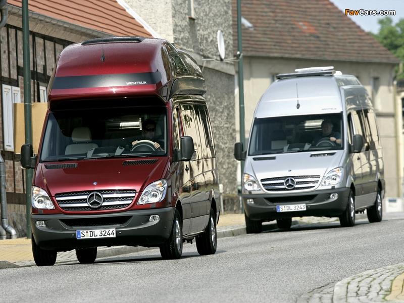 Mercedes-Benz Sprinter pictures (800 x 600)