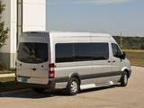 Ilderton Conversion Mercedes-Benz Sprinter Executive Coach (W906) pictures