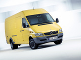 Photos of Mercedes-Benz Sprinter Van 2000–06