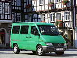 Photos of Mercedes-Benz Sprinter 2000–06