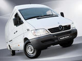 Photos of Mercedes-Benz Sprinter Street Van 2002–11