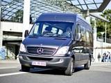 Photos of Mercedes-Benz Sprinter Transfer 34 (W906) 2006–13