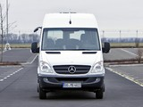 Photos of Mercedes-Benz Sprinter Transfer 35 (W906) 2006–13