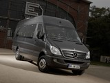 Photos of Mercedes-Benz Sprinter Transfer 45 (W906) 2006–13