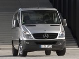 Photos of Mercedes-Benz Sprinter Van (W906) 2006–13