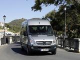 Photos of Mercedes-Benz Sprinter Transfer 35 (W906) 2006–13