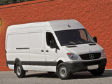 Photos of Mercedes-Benz Sprinter 2500 Cargo High Roof (W906) 2006–13