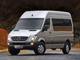 Photos of Mercedes-Benz Sprinter 2500 Passenger Van (W906) 2006–13