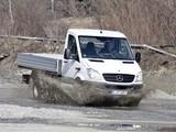 Photos of Mercedes-Benz Sprinter Tipper 4x4 (W906) 2009–13