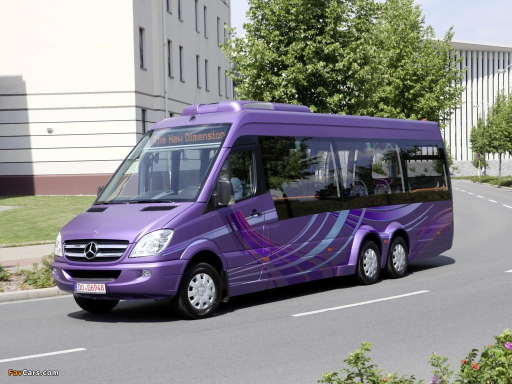 Photos of Mercedes-Benz Sprinter City 77 (W906) 2010–13 (1024 x 768)
