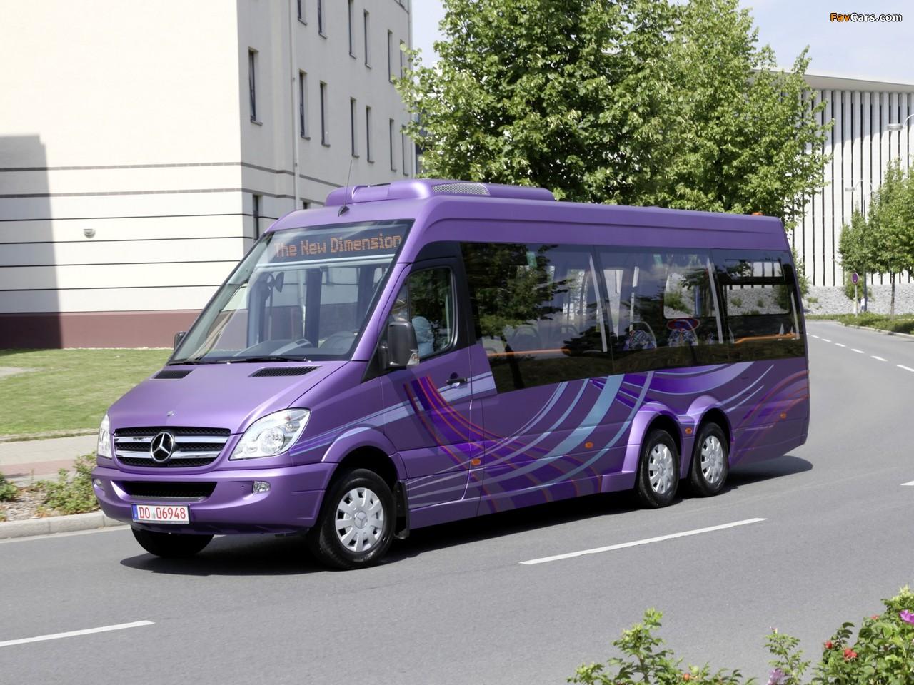 Photos of Mercedes-Benz Sprinter City 77 (W906) 2010–13 (1280 x 960)