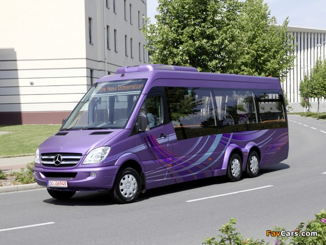Photos of Mercedes-Benz Sprinter City 77 (W906) 2010–13 (640 x 480)
