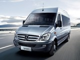 Photos of FJDA Mercedes-Benz Sprinter (W906) 2011