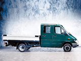 Pictures of Mercedes-Benz Sprinter Double Cab Pickup 2000–06