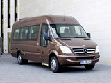 Pictures of Mercedes-Benz Sprinter Travel 45 (W906) 2006–13