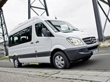 Pictures of Mercedes-Benz Sprinter Transfer 23 (W906) 2006–13