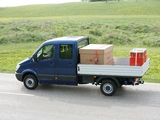Pictures of Mercedes-Benz Sprinter Double Cab Dropside (W906) 2006–13