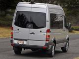 Pictures of Mercedes-Benz Sprinter 2500 Passenger Van (W906) 2006–13