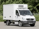 Pictures of Mercedes-Benz Sprinter Box Van (W906) 2006