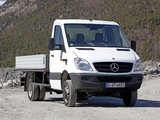 Pictures of Mercedes-Benz Sprinter Tipper 4x4 (W906) 2009–13