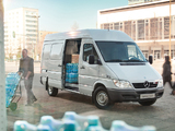 Pictures of Mercedes-Benz Sprinter Classic Van 2013