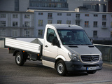 Pictures of Mercedes-Benz Sprinter Dropside (W906) 2013