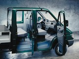 Mercedes-Benz Sprinter Double Cab Pickup 2000–06 wallpapers