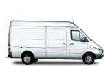 Mercedes-Benz Sprinter Van 2000–06 wallpapers