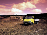 Mercedes-Benz Sprinter Pickup 2000–06 wallpapers