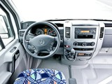 Mercedes-Benz Sprinter Transfer 35 (W906) 2006–13 wallpapers