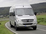 Mercedes-Benz Sprinter Travel 45 (W906) 2006–13 wallpapers