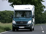 Tikro Mercedes-Benz Sprinter (W906) 2007 wallpapers