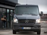 Mercedes-Benz Sprinter Van (W906) 2013 wallpapers
