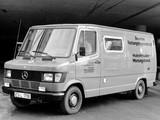 Mercedes-Benz T1 208 Van 1977–89 images