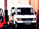 Mercedes-Benz T1 208 Van 1977–89 photos