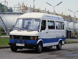 Mercedes-Benz T1 310 Wasserstoff Antrieb photos