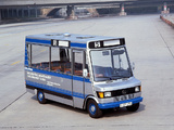 Mercedes-Benz T1 City Bus Wasserstoff Antrieb (602) wallpapers