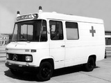 Images of Mercedes-Benz L406D-G Krankenwagen (309) 1968–74